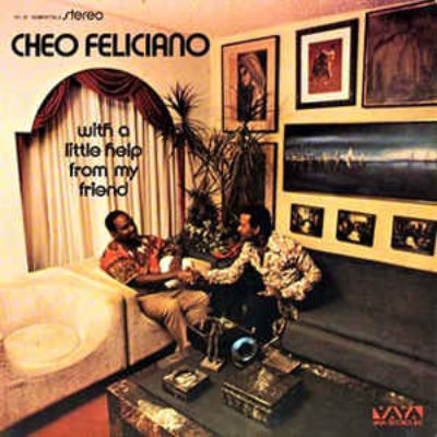 Cheo Feliciano: With a Little Help from My Friend