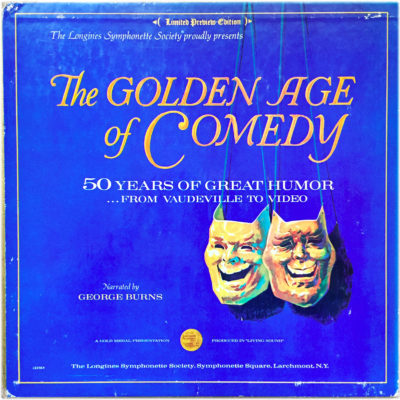 The Golden Age of Comedy (10 record set)